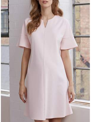 Isabella Oliver Reese Maternity Ponte Dress