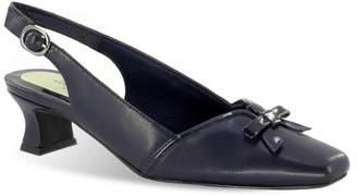 Easy Street Shoes Incredible Women's Slingback Dress Heels