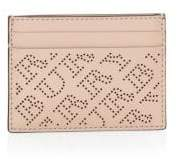 Burberry Sandon Perforated Leather Cardcase