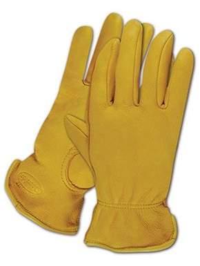 Magid GLOVE & SAFETY MFG. Glove & Safety Mfg TB1640ETXL Men's Deerskin Glove, XL