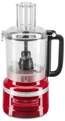 KitchenAid 9-Cup Food Processor Empire Red