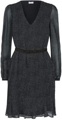 Claudie Pierlot Polka Dot Mini Dress