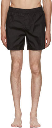 Moncler Black Dolmias Beach Swim Shorts