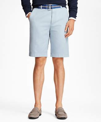 "Brooks Brothers Garment-Dyed 10"" Bermuda Shorts"
