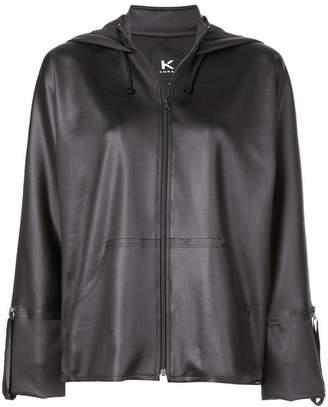 Koral hooded jacket