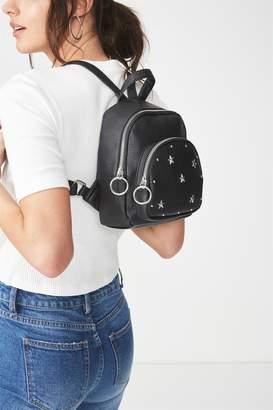 Cotton On Mini Madrid Backpack