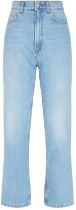 Magda Butrym Richland Straight-FitJeans
