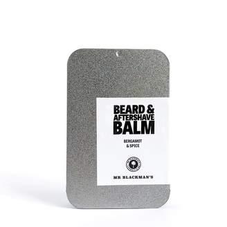 Mr Blackman's - Bergamot & Spice Beard & Aftershave Balm