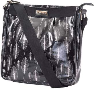 Kangol Leaf Print Cross Body