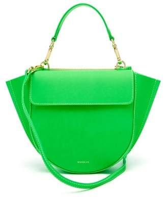 Wandler Hortensia Mini Cross Body Bag - Womens - Green