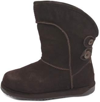 Emu Australia Mid Flat Boot $204 thestylecure.com