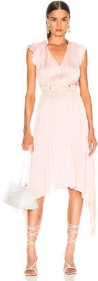 Ulla Johnson Senna Dress in Peony | FWRD