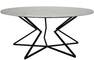 Black Rabat Coffee Table