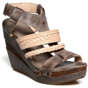 Women's Bed Stu Jaslyn Strappy Platform Sandal $184.95 thestylecure.com