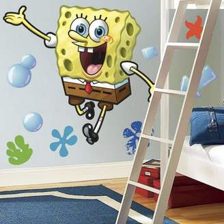 Nickelodeon Roommates Spongebob Giant Wall Stickers