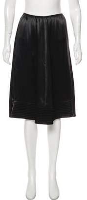 Celine Knee-Length A-Line Skirt