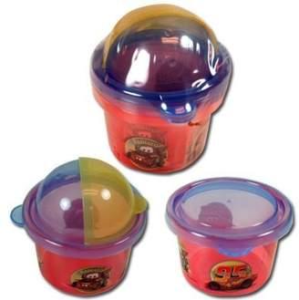 Cars Disney 2pk Snack Storage Containers Zak Paks