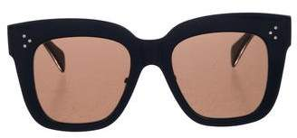 Celine Kim Oversize Sunglasses