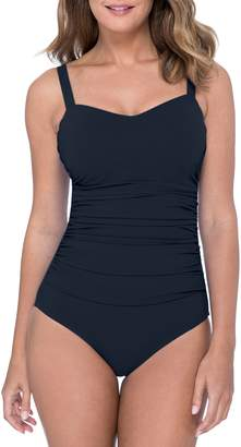 Gottex Profile By Wide Strap One-Piece Swimsuit