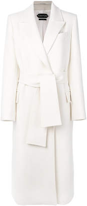 Tom Ford single-breasted belted coat