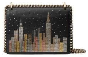 Kate Spade Glitzy Ritzy Skyline Marci Bag
