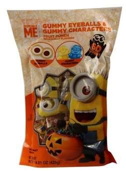 Galerie Universal Minions Halloween Gummies - 60ct/14.81oz