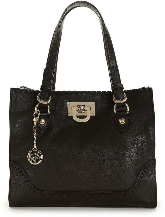 DKNY Handbag, Heritage Whipstitch Work Shopper