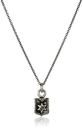 Pyrrha Talisman Sterling Look Within Petite Pendant Necklace