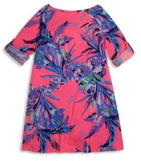 Lilly Pulitzer Toddler's, Little Girl's & Girl's Mini Surfcrest Dress