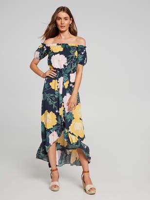 Portmans Australia Selena Off Shoulder Dress