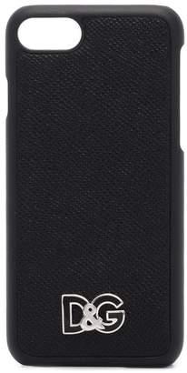 Dolce & Gabbana logo iPhone 7 case