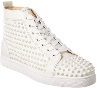 Christian Louboutin Yang Lois Leather Sneaker