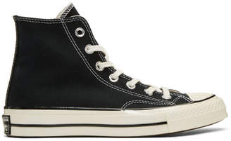 Converse Black Chuck Taylor All-Star 70 High-Top Sneakers