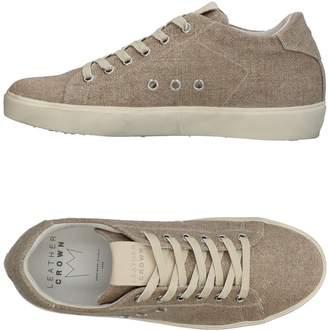 Leather Crown Low-tops & sneakers - Item 11437673