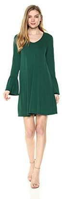 Karen Kane Women's Bell Sleeve Dress