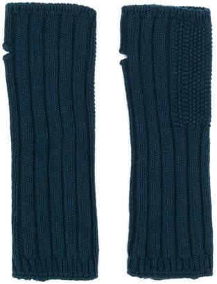Holland & Holland Cashmere Knitted Mittens