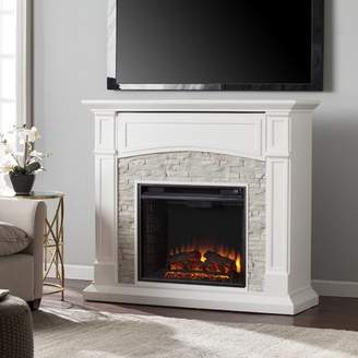 Beachcrest Home Iverson Electric Fireplace