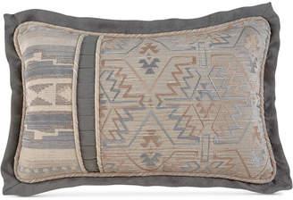 "Croscill CLOSEOUT! Ansonia 18"" x 12"" Boudoir Decorative Pillow"
