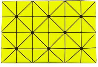 Bao Bao Issey Miyake Lucent Fluorescent Pvc Pouch - Womens - Yellow