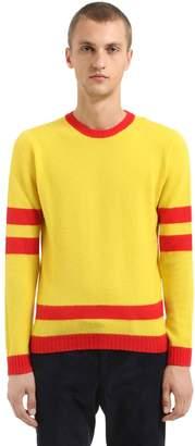 Stripes Wool Knit Sweater