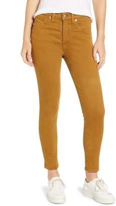 Caslon Sierra High Waist Ankle Skinny Pants