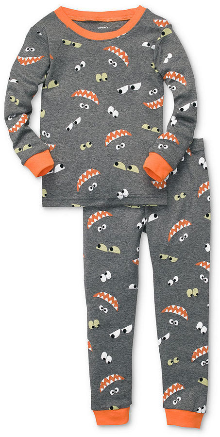 Carter's Baby Pajamas, Baby Boys Halloween 2-Piece Shirt and Pants