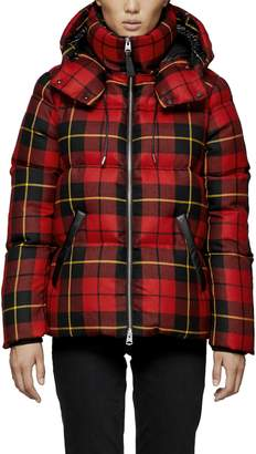 Mackage Miley Wool Down Puffer Jacket