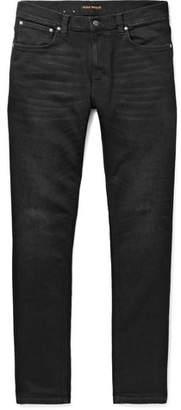 Nudie Jeans Lean Dean Skinny-Fit Organic Stretch-Denim Jeans