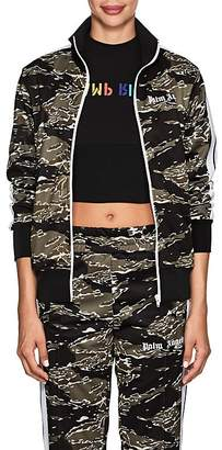 Palm Angels Women's Camouflage Track Jacket