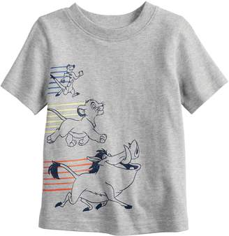 75b7941a Disneyjumping Beans Disney's The Lion King Toddler Boy Graphic Tee by  Jumping Beans