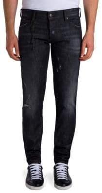 Viktor & Rolf Skinny Distressed Jeans