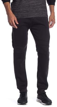 Burnside Fleece Moto Joggers