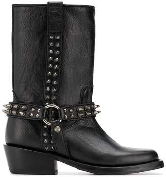Ash Nelson boots
