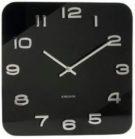 Serax Vintage Glass Wall Clock